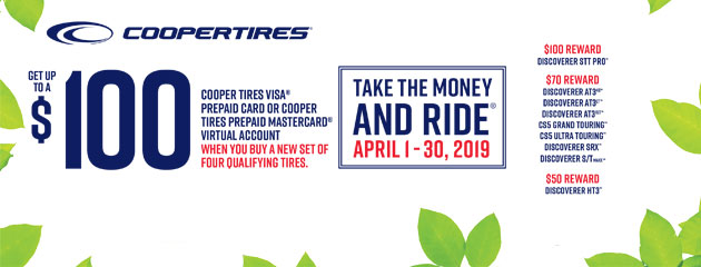 6 Ways to Save On a New Set of Tires This Spring at Pacific Tire